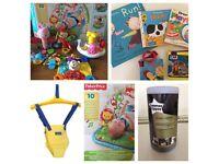 Baby bundle (few free items)