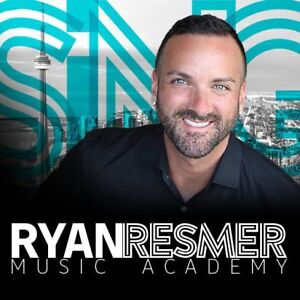 Learn Piano & Voice from an Award Winning Musician & Singer
