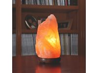 *2 FOR SPECIAL OFFER*Himalayan Salt lamp Medium Size