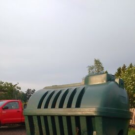 Bunded Tank, Balmoral BH2500. Only used as a water tank. Good condition. Double skinned / bunded.