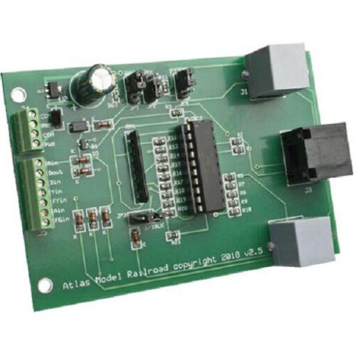Atlas # 70000046  Signal System Universal Signal Control Board A Scale MIB