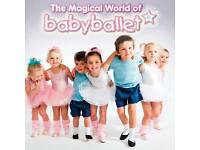 Pre-School Dance Teacher Required for babyballet®.
