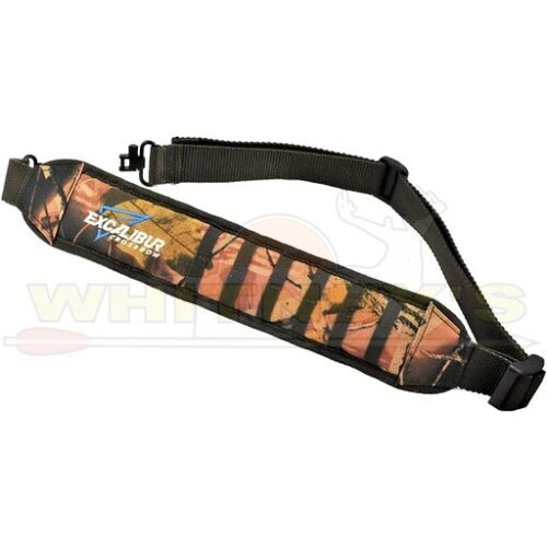 Excalibur Crossbow Sling W/Swivels-Padded-Camo-95856