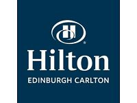 Concierge - Hilton Edinburgh Carlton Hotel