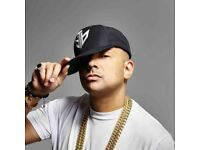 Sean Paul tickets x2