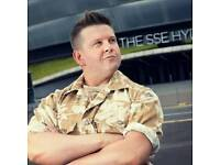 REDUCED- 2 Gary Tank Commander tickets SSE HYDRO 22nd October
