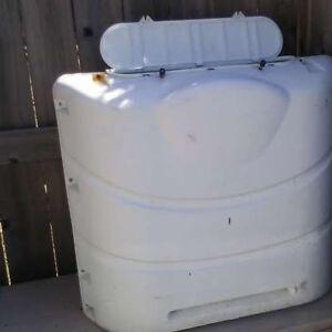 RV Polyethylene Propane Tank Cover