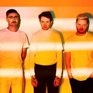 Alt-J : two general admission tickets