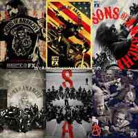Sons of anarchy seasons 1-6