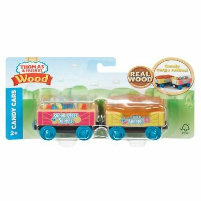 Candy Cars (2019 CANDY CARS Thomas Tank Engine Friends WOODEN Railway NEW)