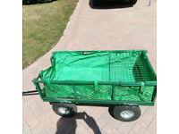 BMC Heavy Duty 250KG Garden Cart