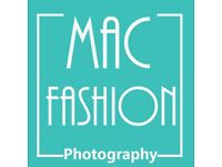 Fashion photography required for fashion studio