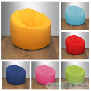 childrens kids large teens bean bag seat chair outdoor beanbag garden gamer. Black Bedroom Furniture Sets. Home Design Ideas