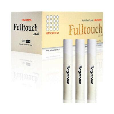 HAGOROMO Fulltouch Color Chalk 1 Box [72 Pcs / White]
