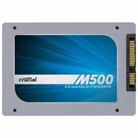Crucial M500 240GB SATA 6Gb/s Solid State Hard Drive