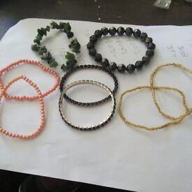 Mixed Ladied Bracelets