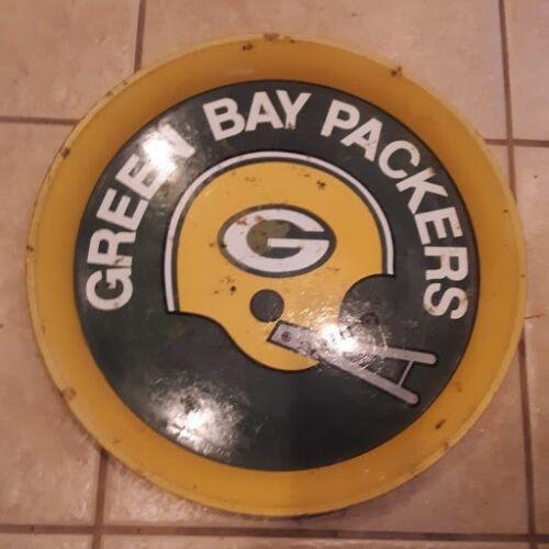 NFL Green Bay Packers 2 Bar Helmet Tray Starr Favre, Rodgers