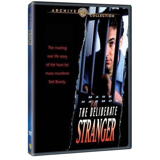 The Deliberate Stranger DVD Mark Harmon ( The Ted Bundy Story ) TV Movie (MOD)