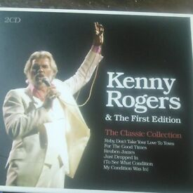 KENNY RODGERS 2 CDS