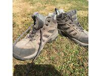 Mountain Warehouse waterproof walking/hiking boots: Men's UK size 7