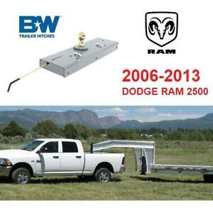 NEW GOOSENECK TRAILER CENTER HITCH GNRC900 231263495 BW TURNOVERBALL UNDERBED 30,000LBS DODGE RAM 2500 2006-2013