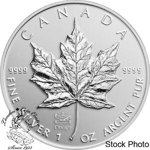 Limited Mintage Canadian 1 oz $5 Maple Leaf Coins w/ Privy Marks London Ontario image 4
