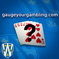 Gambling problem? Find out!
