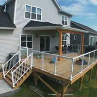 Deck install and repair services