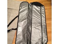 Snowboard bag - NO FEAR as good as new