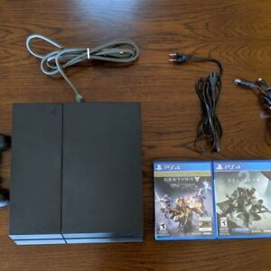 PS4 and two games - 300$