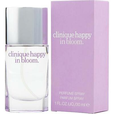 CLINIQUE HAPPY IN BLOOM 30ML PERFUME SPRAY BRAND NEW & SEALED