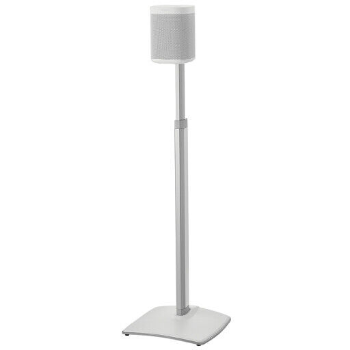 Sanus WSSA1 Adjustable Height Wireless Speaker Stands designed for SONOS ONE, So