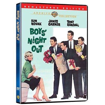 Boys Night Out Dvd 1972 James Garner Kim Novak