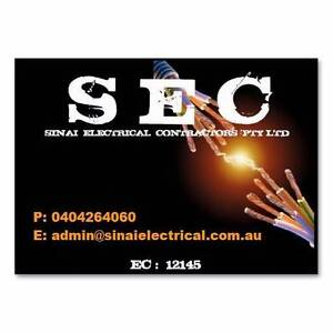 ELECTRICIAN -  S.E.C Electrical Contractors Redcliffe Belmont Area Preview