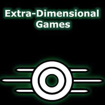X-tra Dimensional Games
