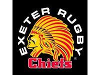 1 x Exeter Chiefs Premiership Premium Final Ticket Twickenham