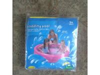 "Paddling Pool 35"" x 10"" Unopened"