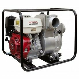 Honda wt-40 water pump