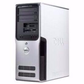 dual core2 duo desktop and packard bell