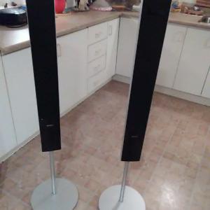 Deux colonnes de sons sony 50$