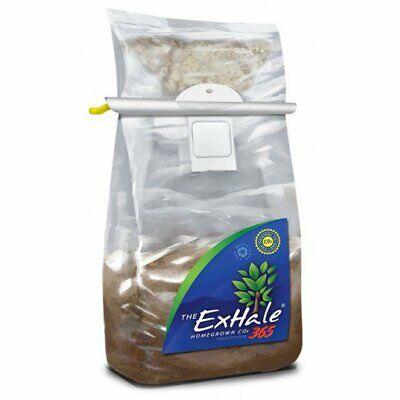 Exhale 365 CO2 Bag  Homegrown Organic Carbon Dioxide Booster  (Super Fresh)