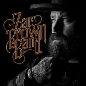 Zac Brown Band 2 tickets