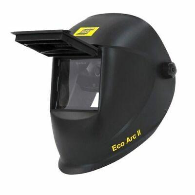Esab Eco Arc Ii Flip Up Welding Helmet 110 X 90mm Welding Mask Tig Mig Mma