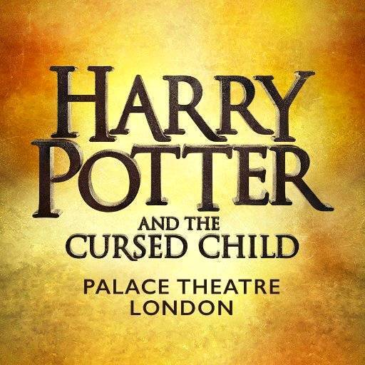 2 tickets for Harry Potter and the Cursed Child Part 1 - 15th Nov 2017 - 2pm