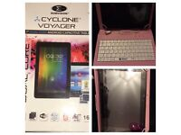 ANDROID TABLET & KEYBOARD BRAND NEW