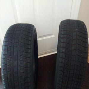 Snow Tires Bridgestone Blizzak REV01 195 / 60R15 Tires