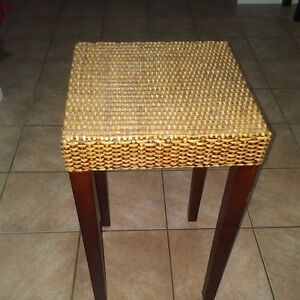 End Table - gorgeous condition - tall
