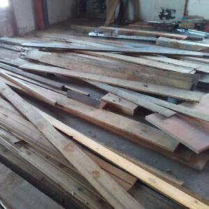 Oak planks various sizes Great for hobbyist