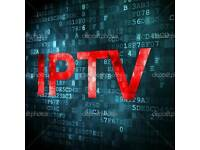 12 month iptv subscription for mag/android devices / stb emulator / lg smart tv