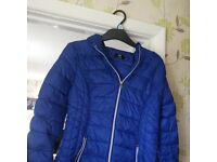 Ladies Lightqweight Quilted Jacket